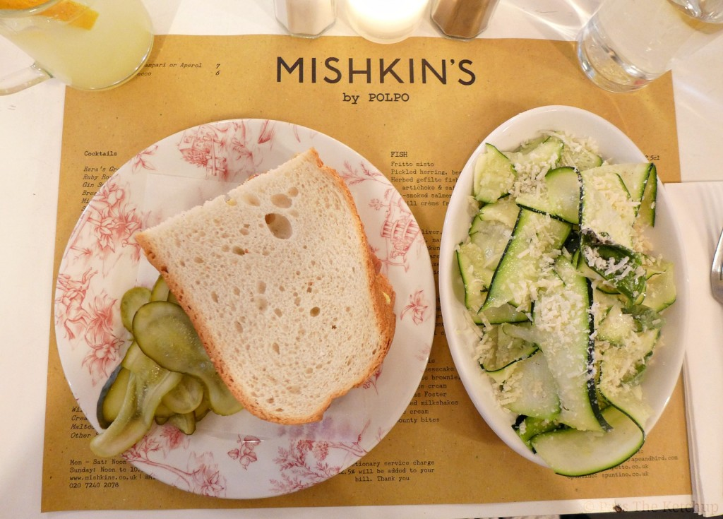 Mishkins Lunch