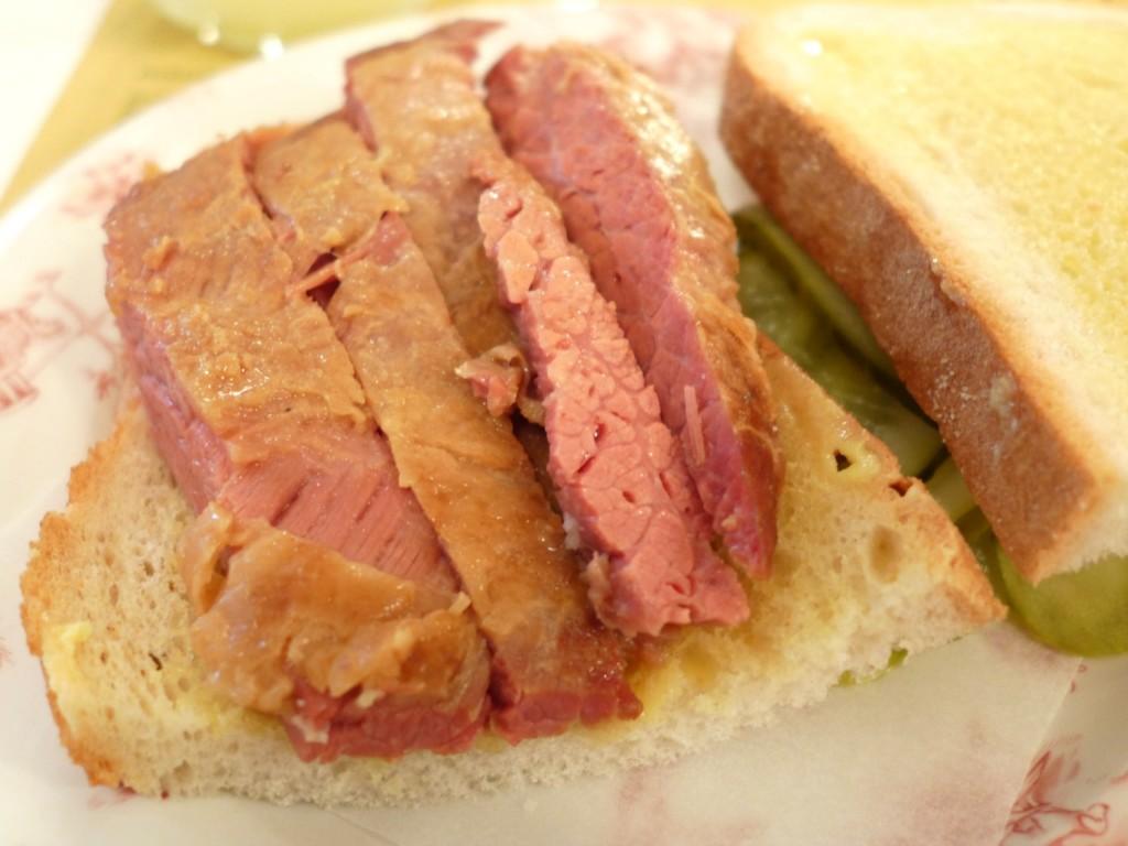 Mishkins Brick Lane Corned Beef