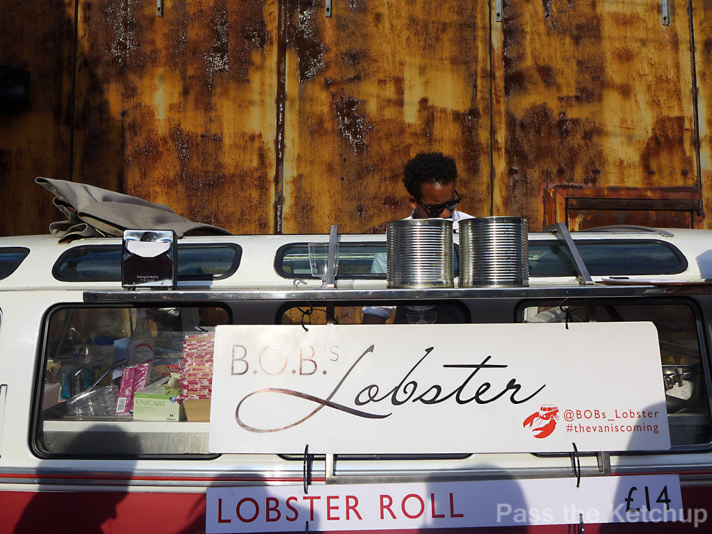 B.O.B. Lobster Dinerama Shoreditch