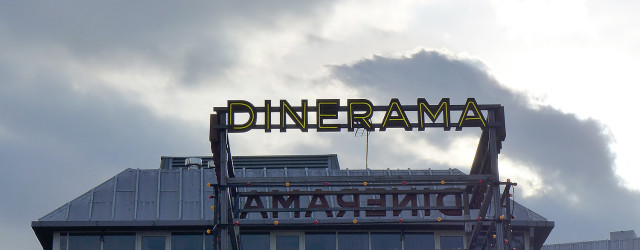 Dinerama Shoreditch