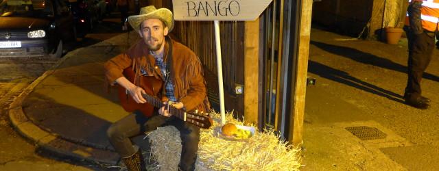 Django Bango Cowboy Pop Up